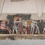 {:hu}Tavasszal folytatják a templomfreskók helyreállítását{:}{:ro}Lucrarile de restaurare vor fi continuate in primavara{:}