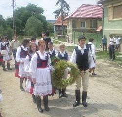 Beszámoló a Jégverés napi határkerülésről és falunapokról - 2008