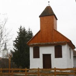 A székelyderzsi református templom története