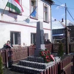 2009 Március 15. - ahogy a székelyderzsiek ünnepelték