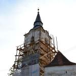 Felújítják Románia egyetlen magyar világörökség templomát - 2012
