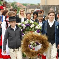 XV. Jégverés napi határkerülés és falunapok