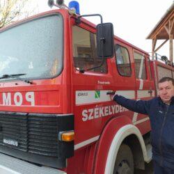 Felújítják a tűzoltószertárat, önkéntes csapatot szerveznek
